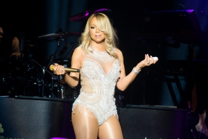 Mariah Carey Performs At SSE Hydro In Glasgow
