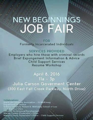 Former felon job fair