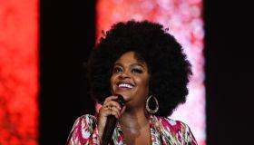 Jill Scott Performs in Johannesburg, South Africa