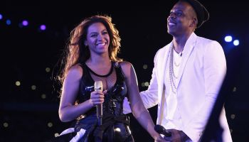Beyonce, Jay-Z - On The Run Tour In Paris