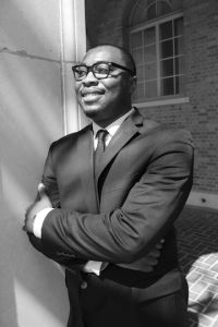 """Dr. Karlos K. Hill, Professor, Author of """"Beyond the Rope"""""""