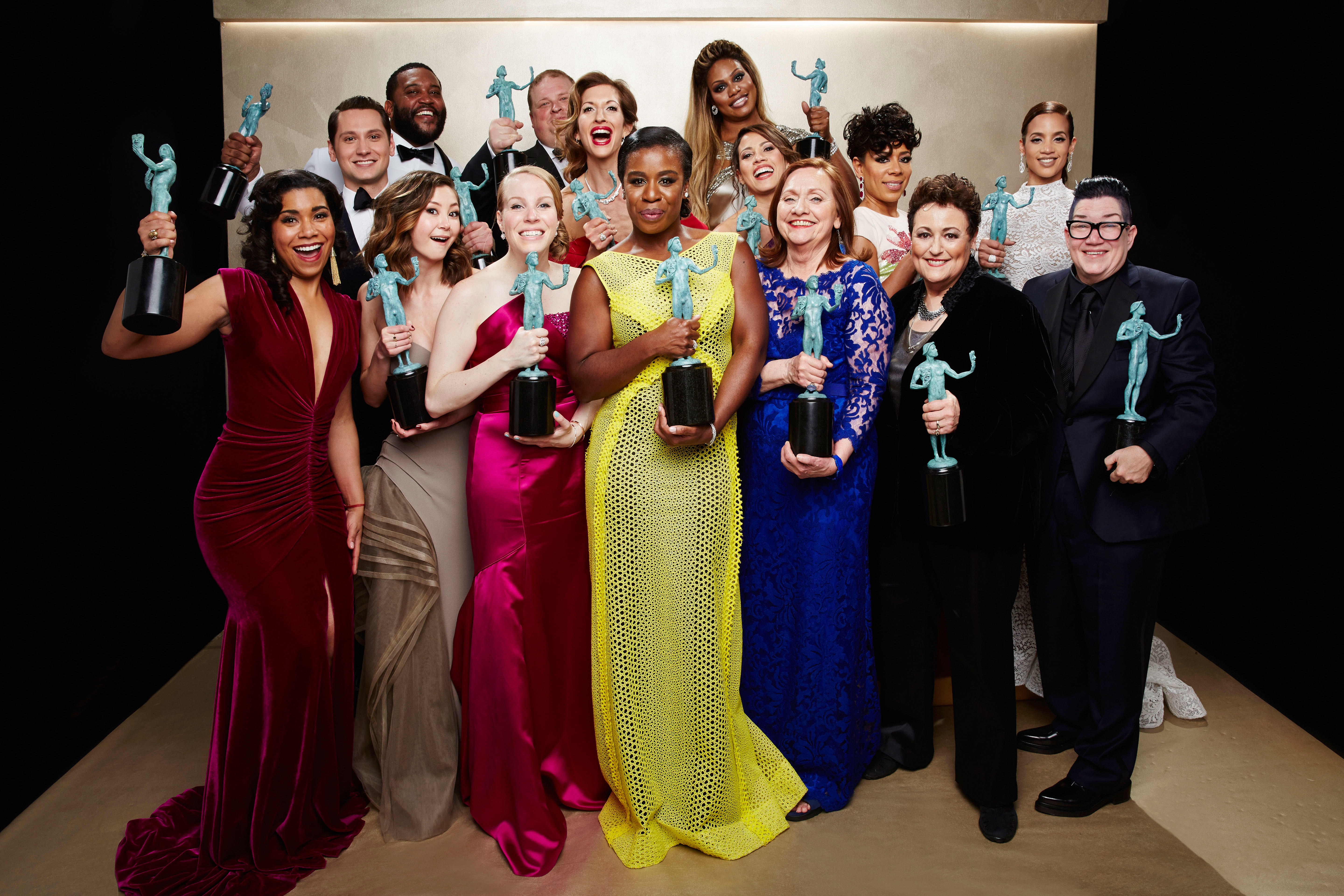 TNT's 21st Annual Screen Actors Guild Awards - Gallery