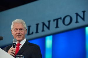 Business And Political Leaders Attend Clinton Global Initiative Annual Meeting