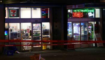 Five People Shot In Seattle