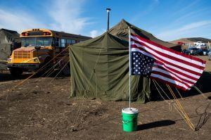 Dakota Access Pipeline Protest