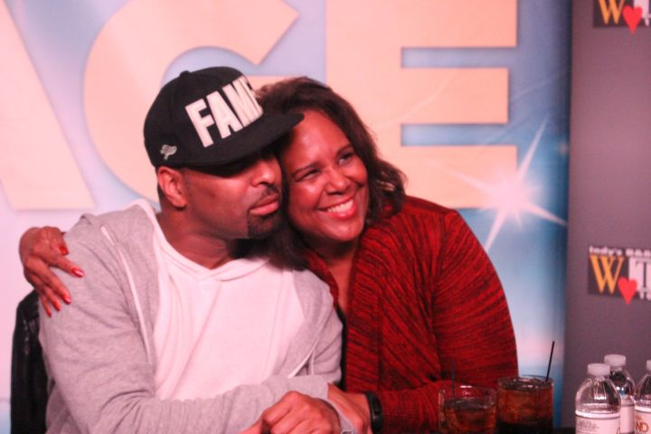 Ginuwine's Meet and Greet At Indiana Grand Racing Casino
