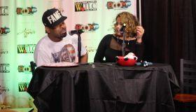 Ginuwine and Kelly Mac