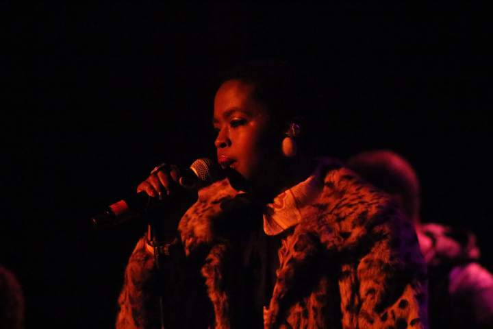 Lauryn Hill Slays In Indianapolis!