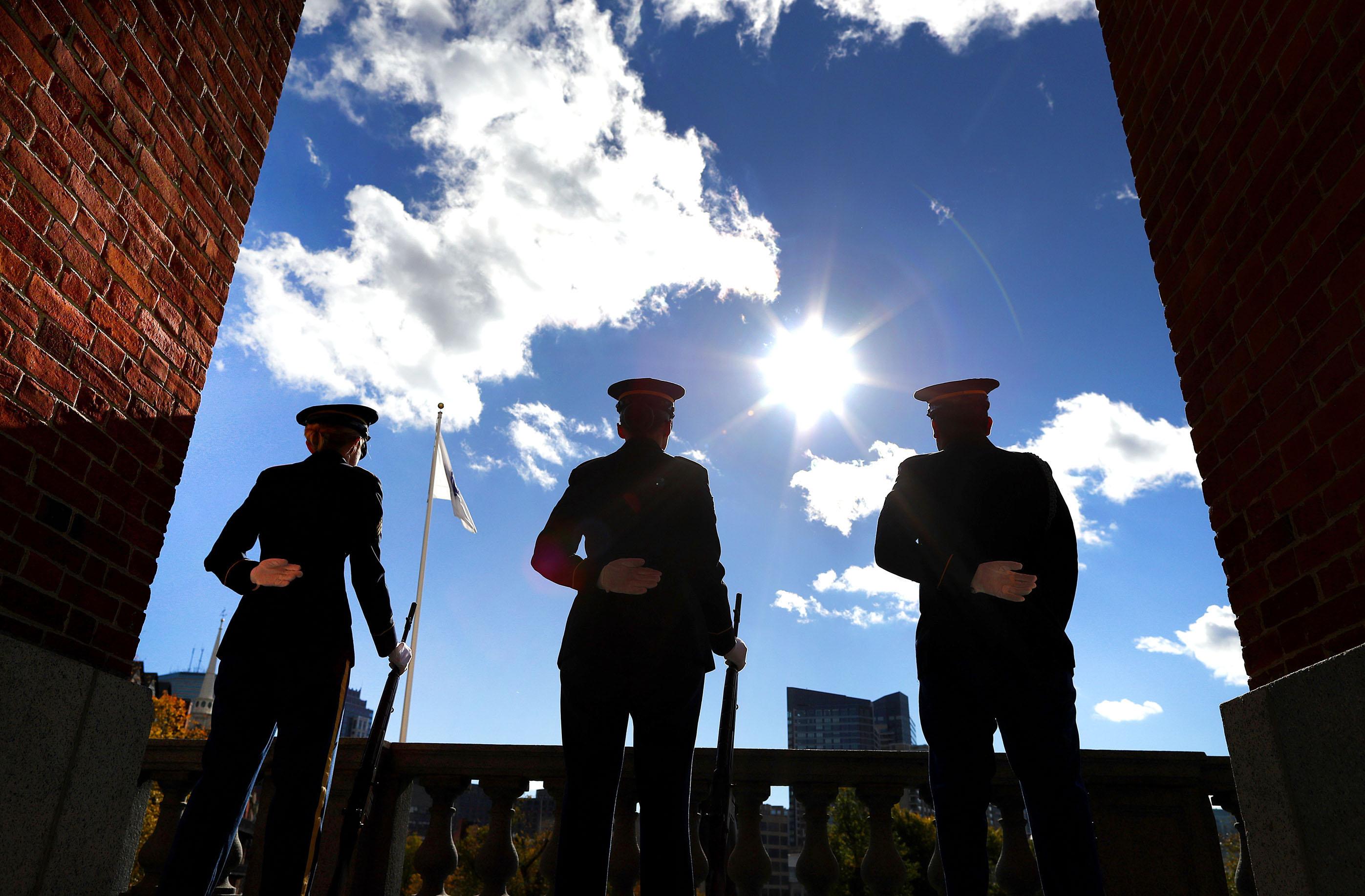 Veterans Day Events In Boston