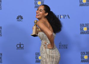 NBC's '74th Annual Golden Globe Awards' - Press Room