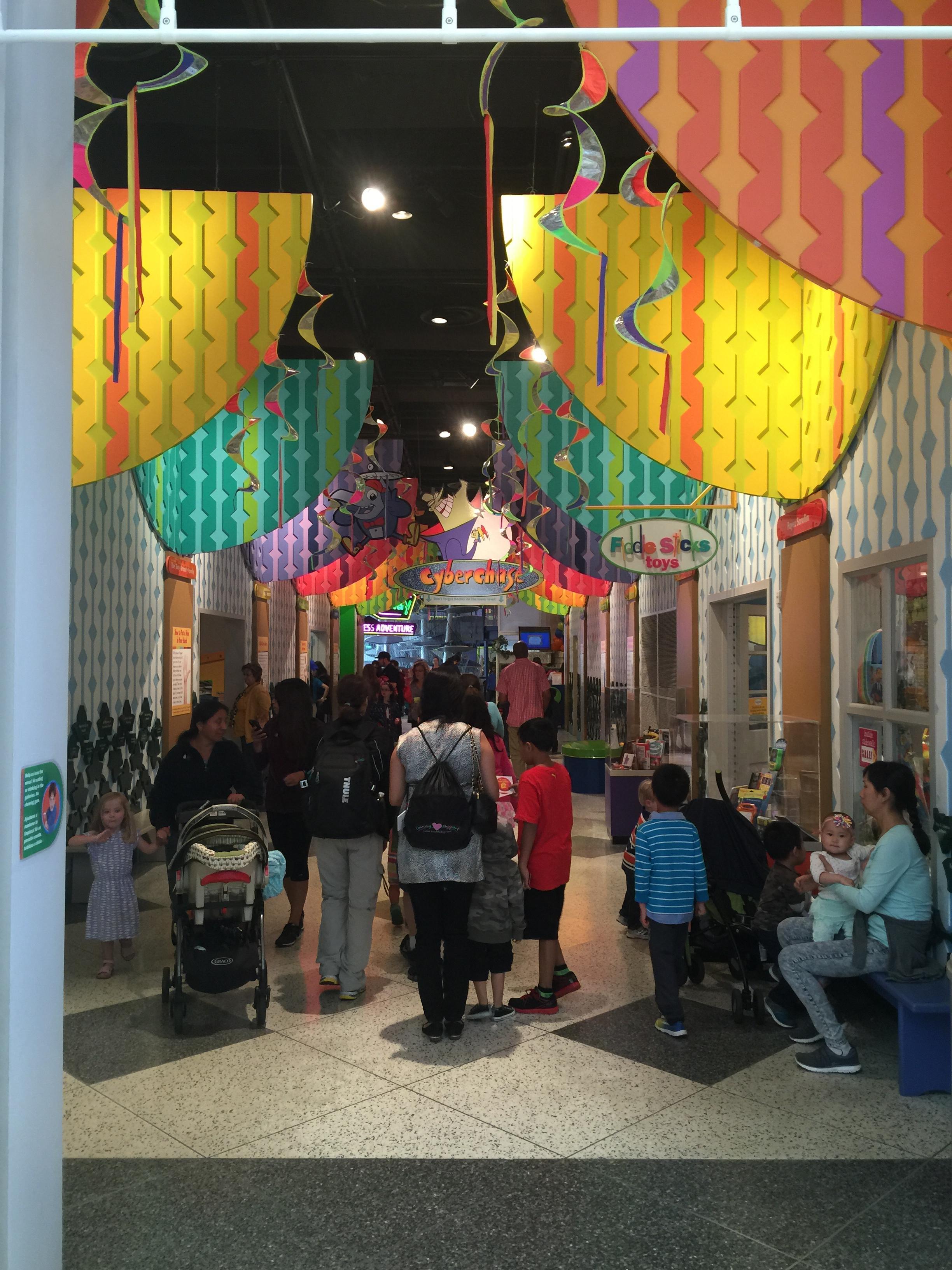 Houston Children's Museum
