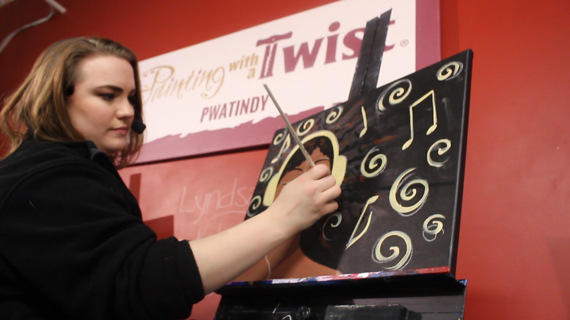 Painting With A Twist - Indy