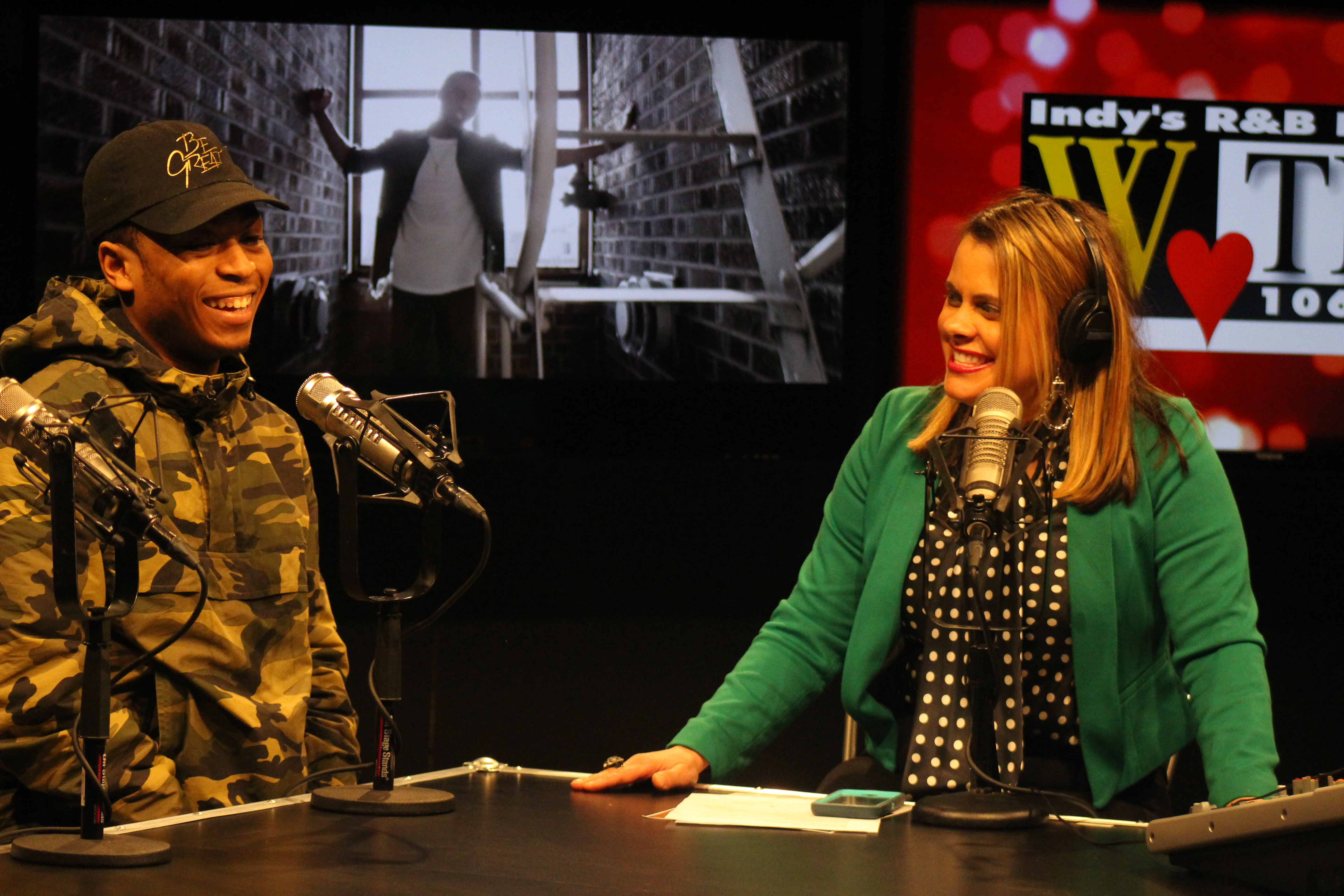 Kevin Ross Interview - WTLC 106.7