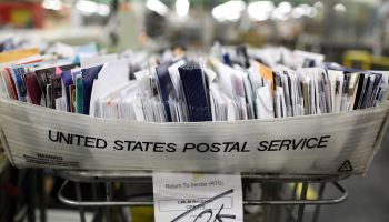 U.S. Postal Service Proposes Cutting 120,000 Jobs