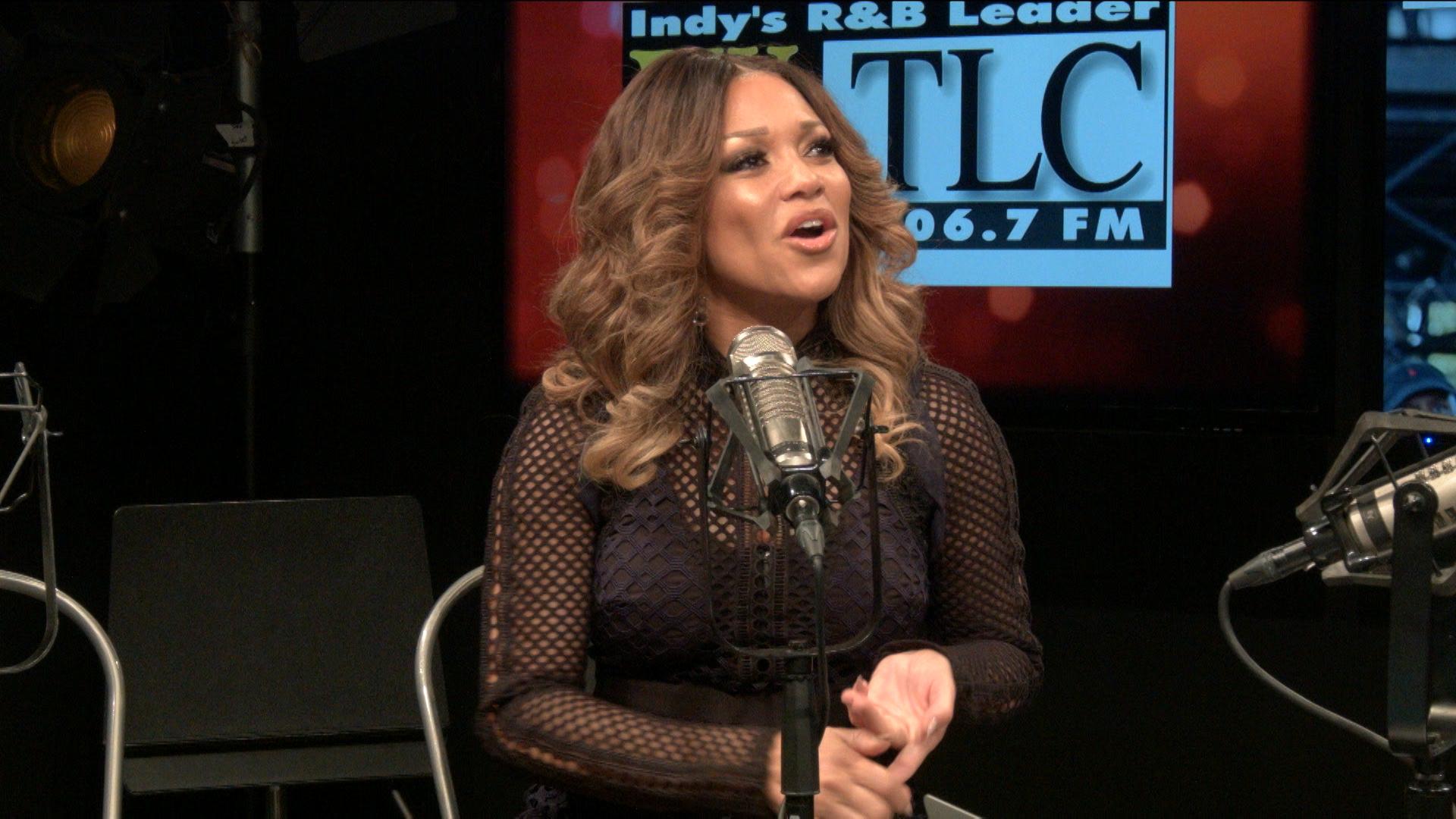 Chante Moore Interview - WTLC