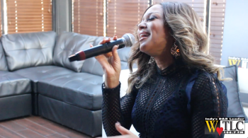Chante Moore Singing