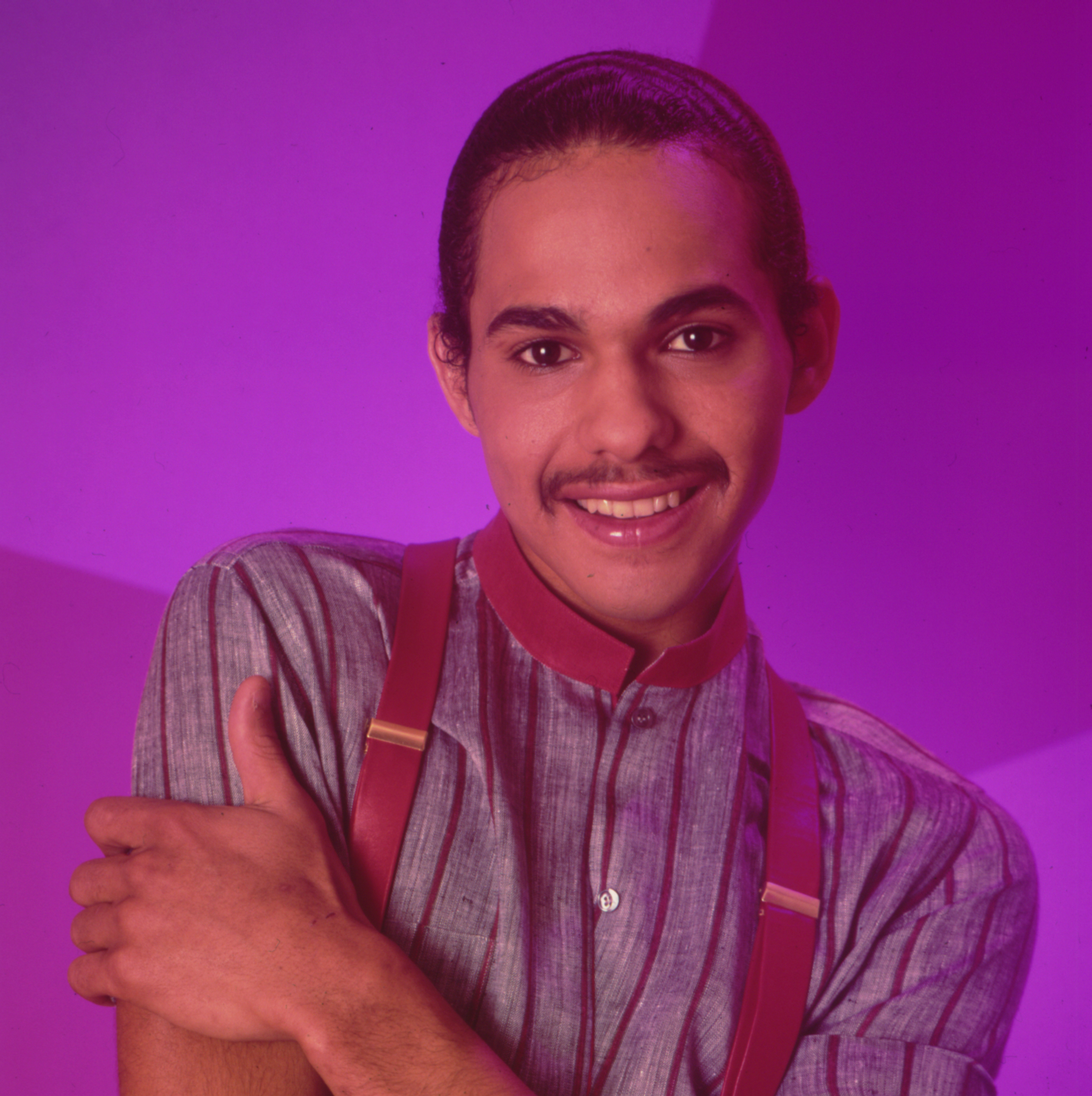 Photo of James DeBarge