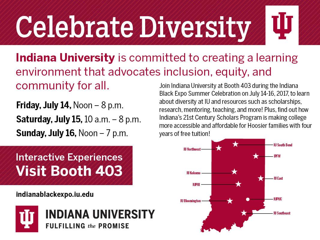 Indiana University-IBE Flyer