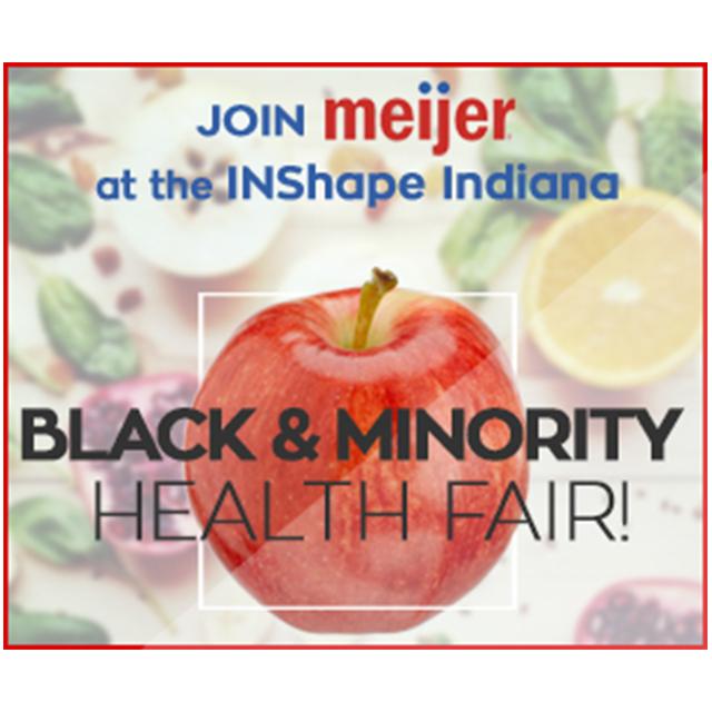 Meijer-IBE Health Fair Flyer