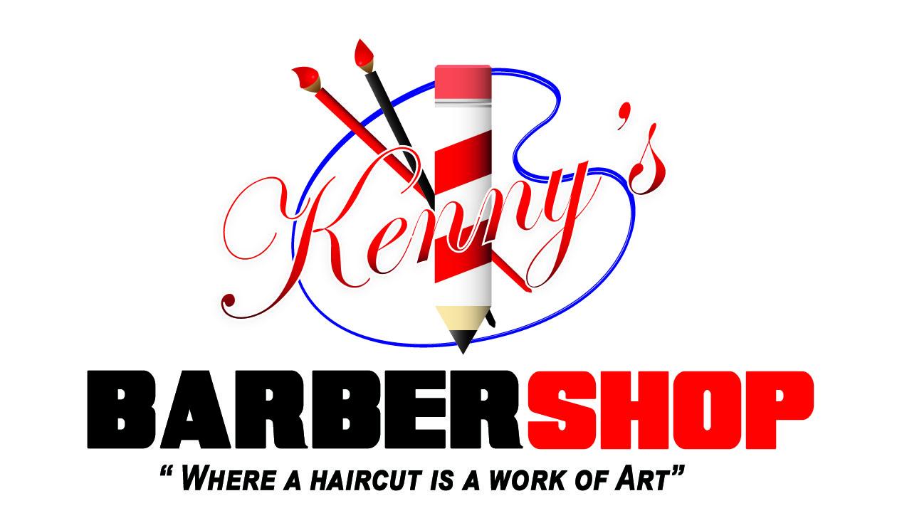 Kenny Barber Shop & Academy Logo