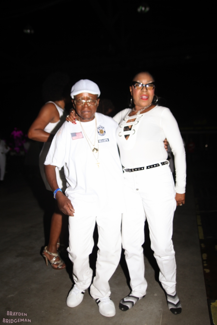 End of Summer White Party w/ Ro James