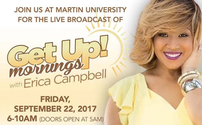 Erica Campbell (Indy) Graphics