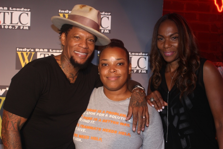D.L. Hughley Meet & Greet