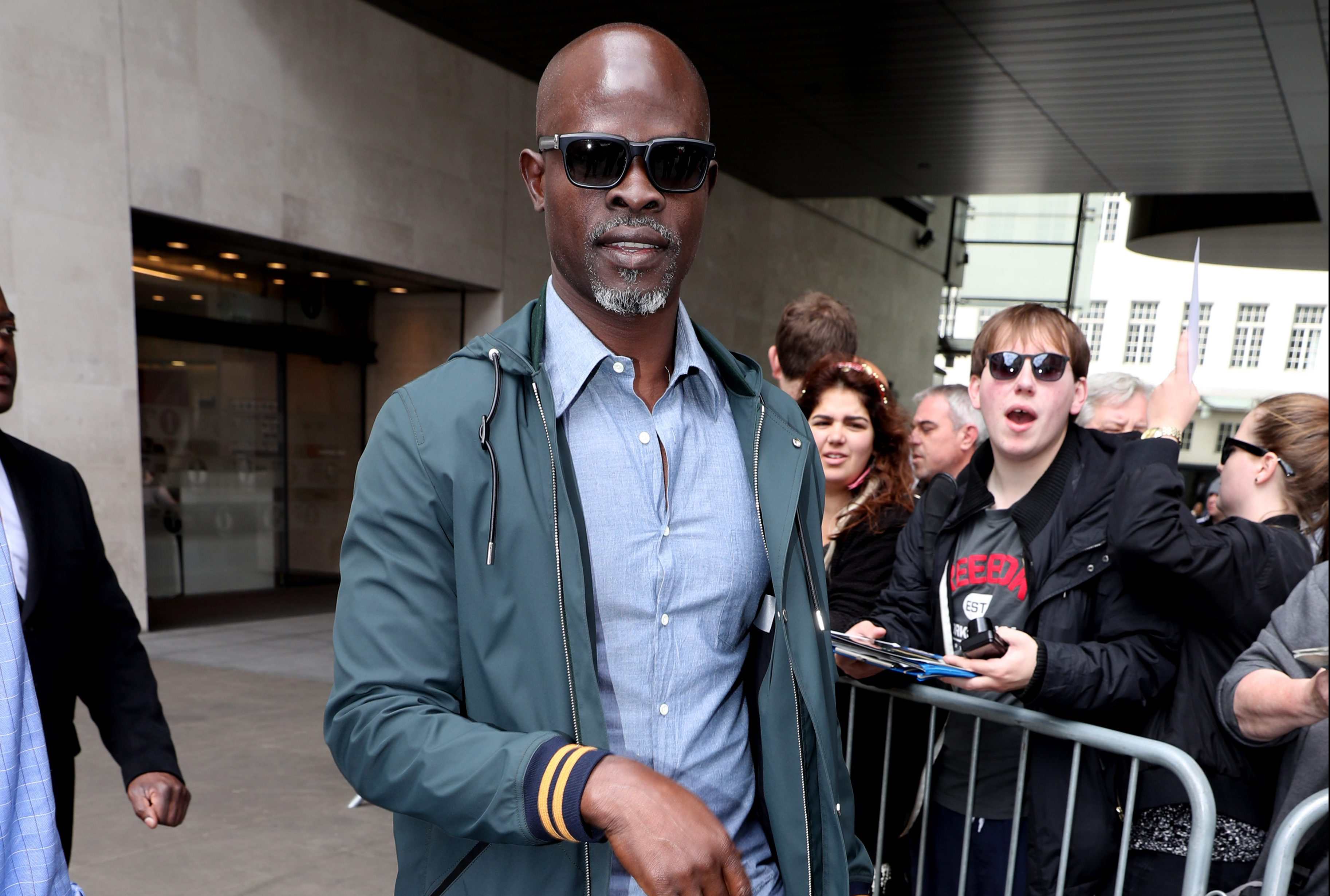 London Celebrity Sightings - July 5, 2015