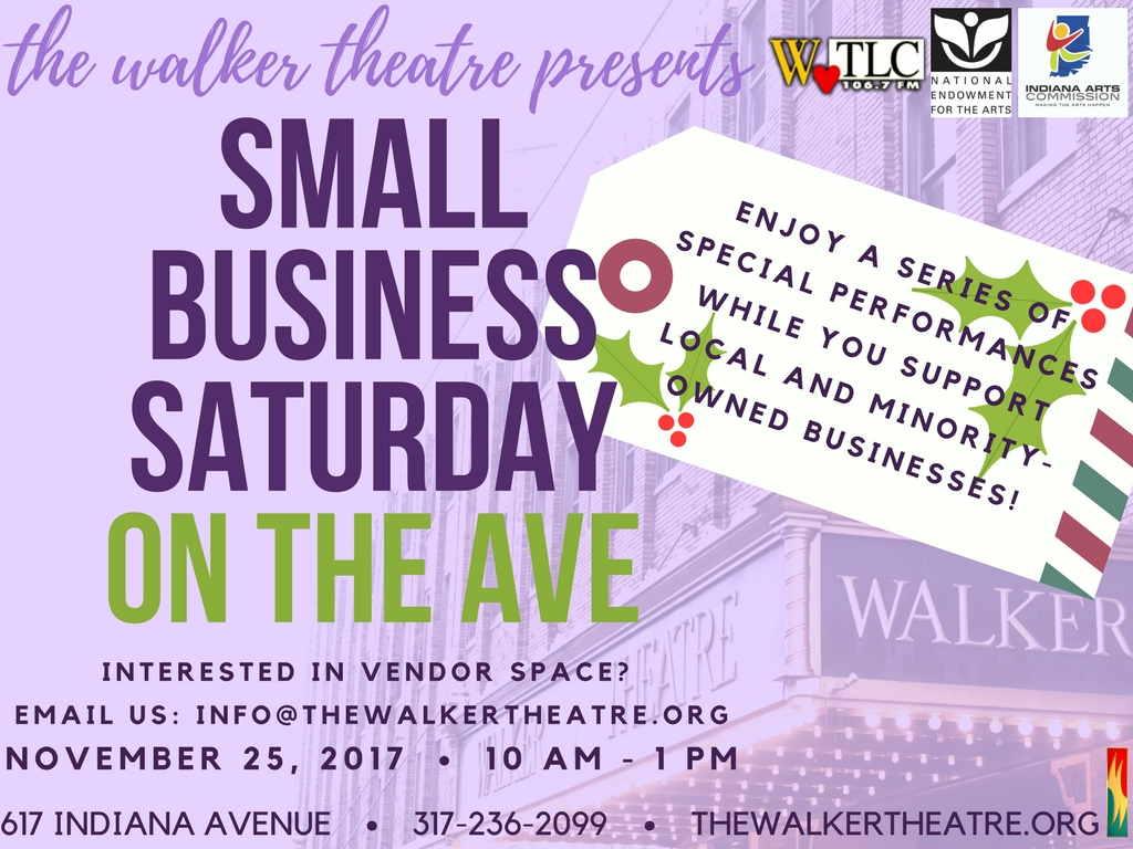 Small Business Saturday Flyer