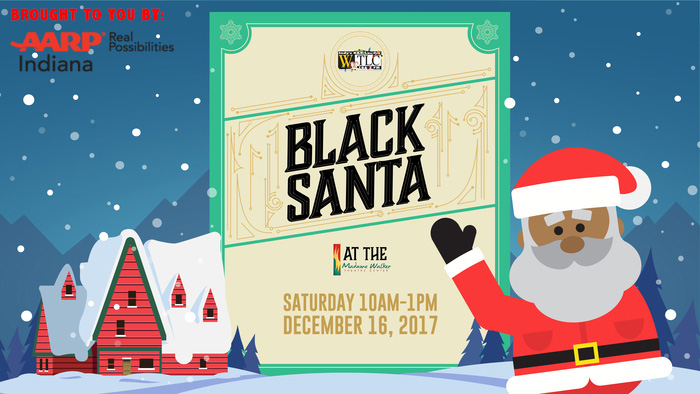 Black Santa 2017