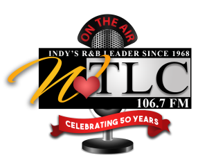 WTLC 50th Anniversary Logo