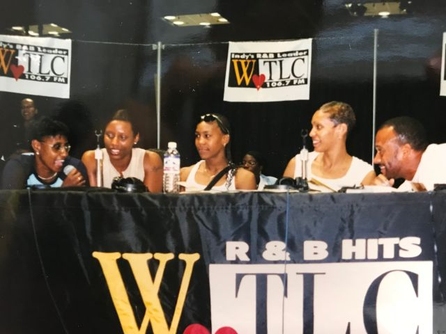 Back in the Day With WTLC