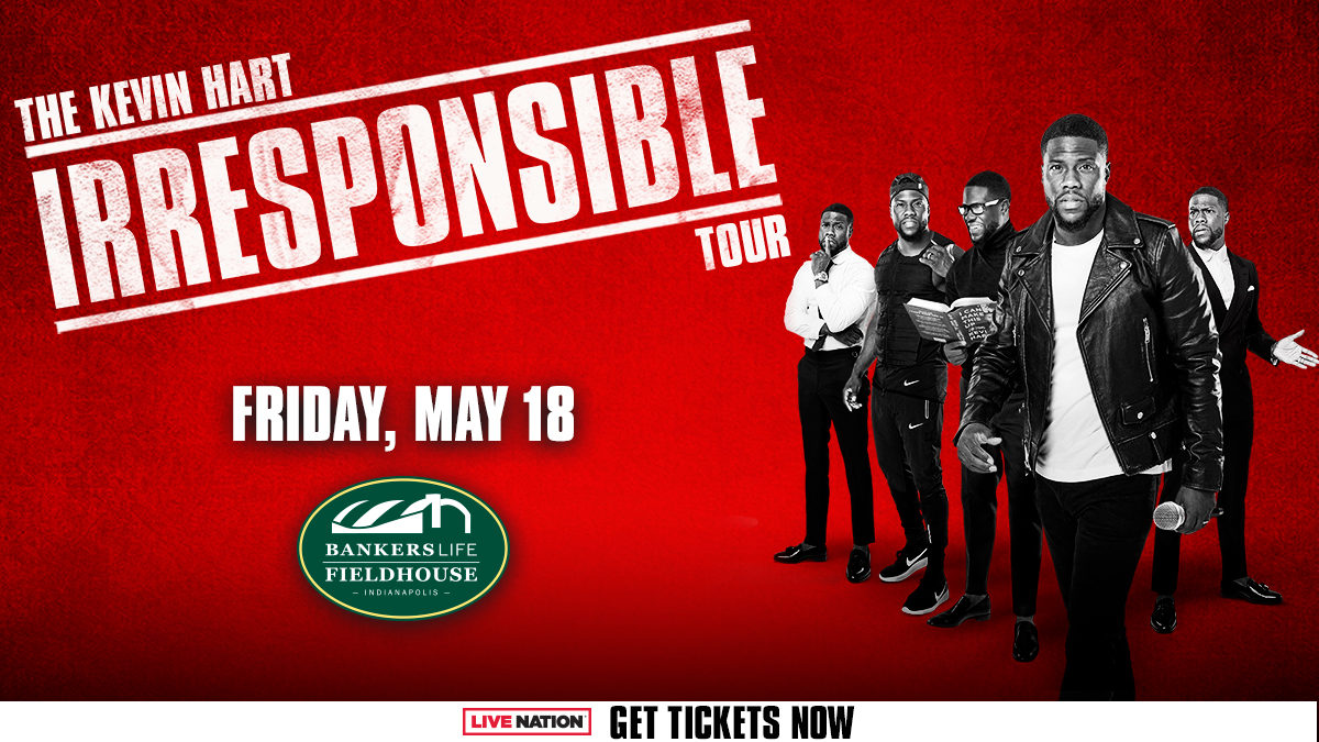 Kevin Hart: The Irresponsible Tour (Indy)