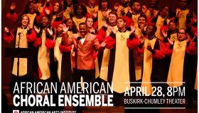 African American Choral Ensemble Spring Concert