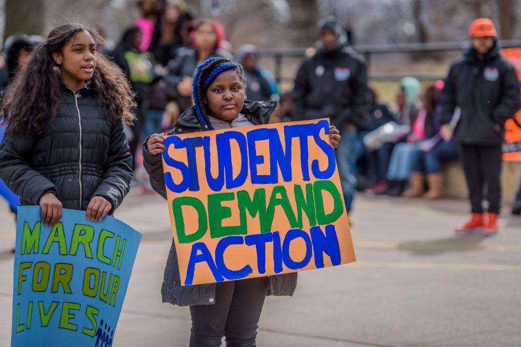 Brooklyn Borough President Eric L. Adams organized a rally...