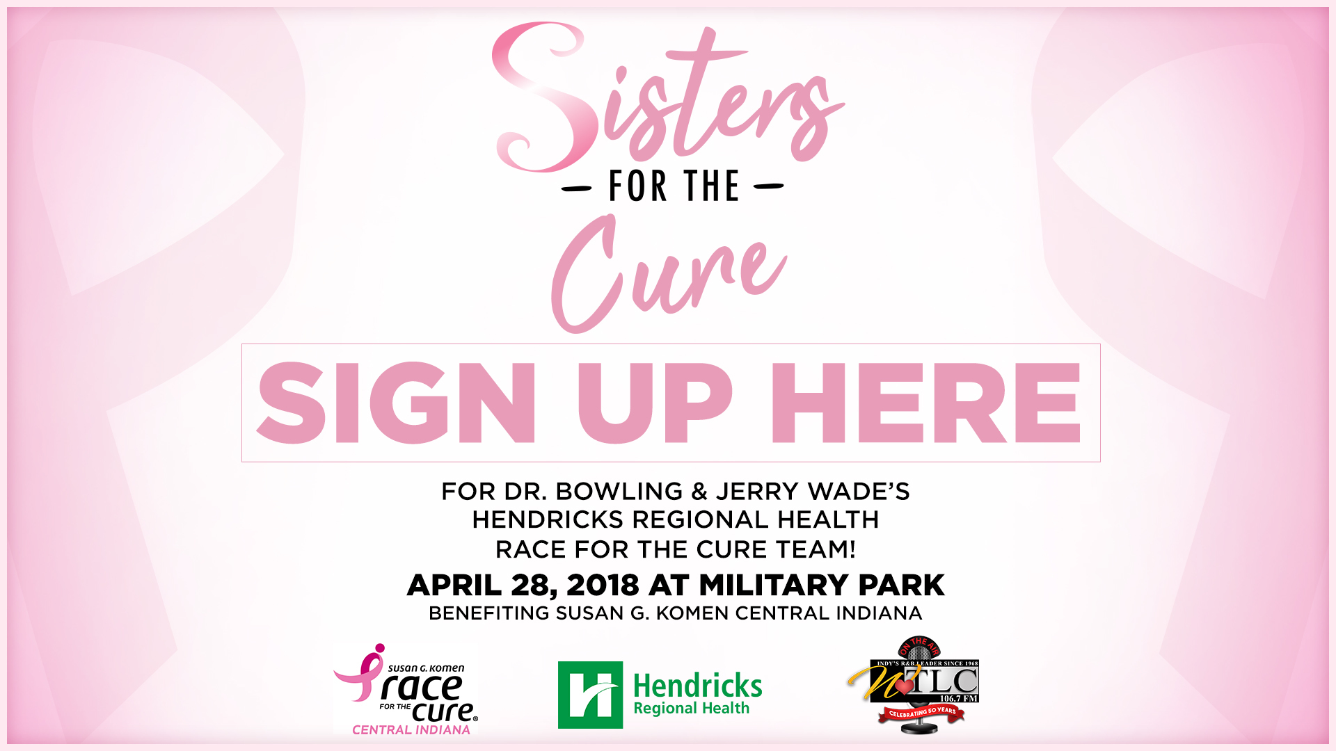 Sing Up For Sisters for the Cure Team - WTLC