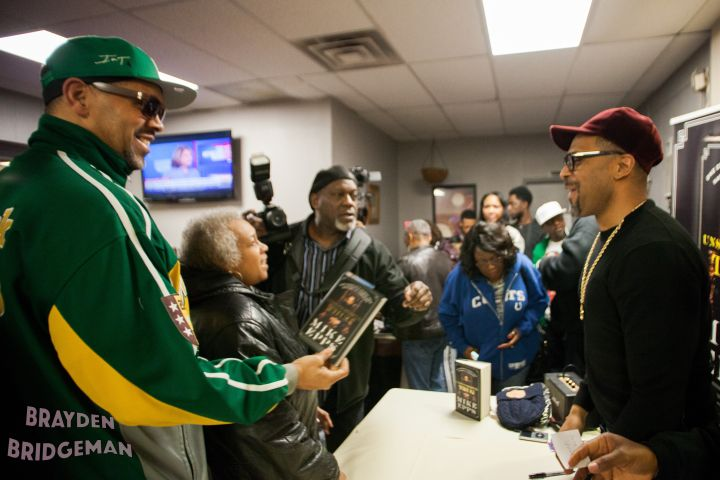 Mike Epps Book Signing Indy [PHOTOS]