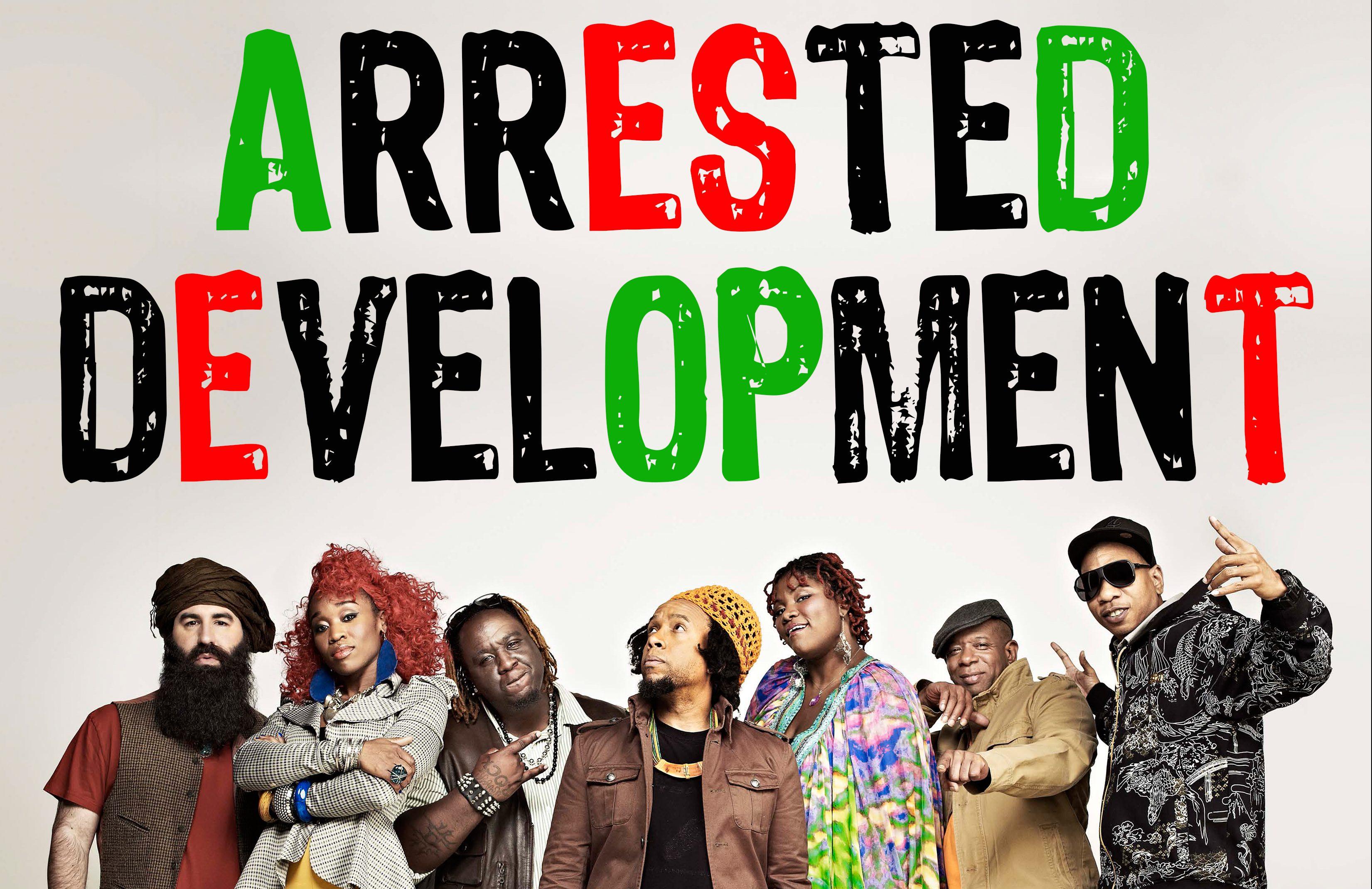 Arrested Development Flyer