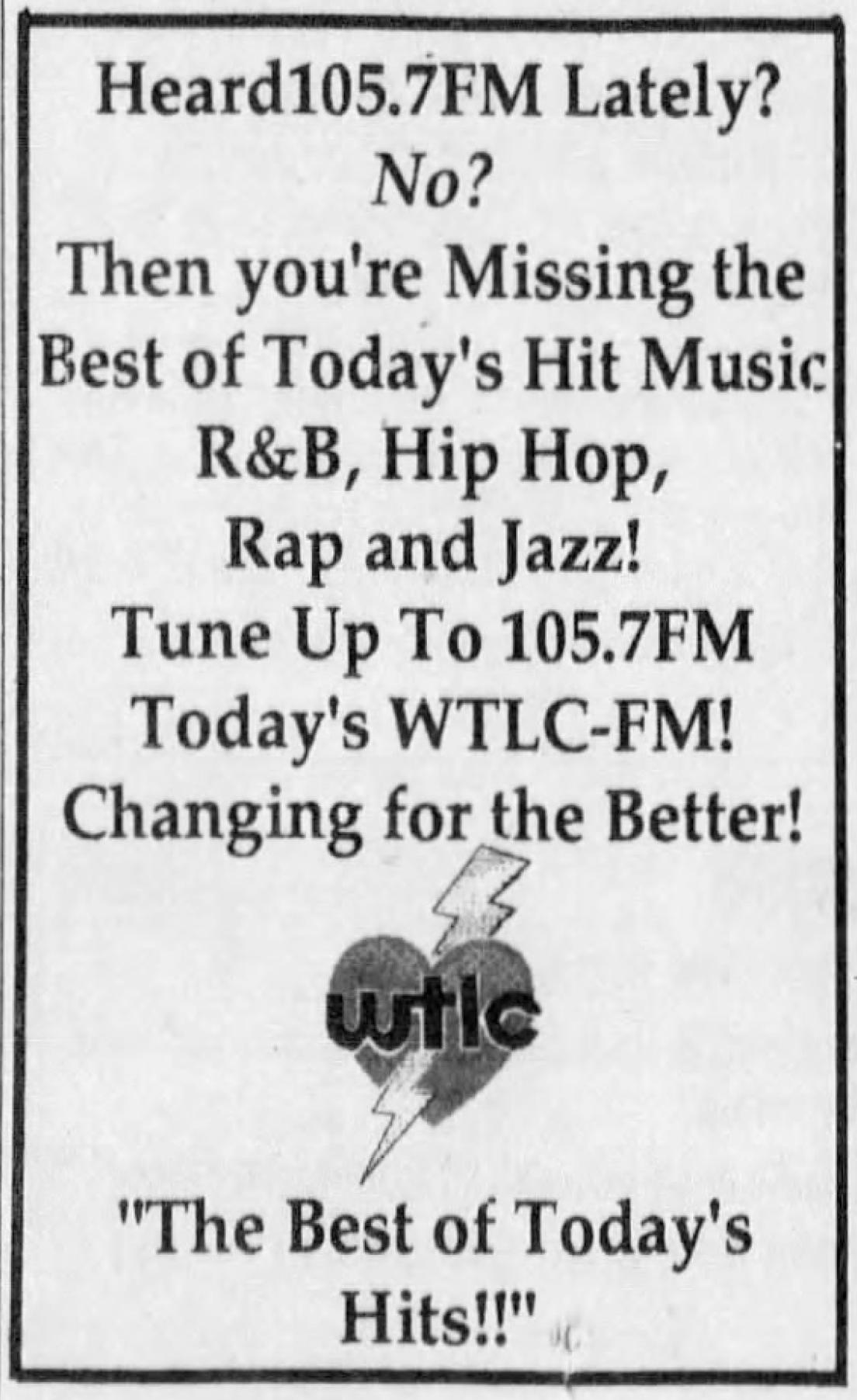Classic WTLC Headlines [PHOTOS]