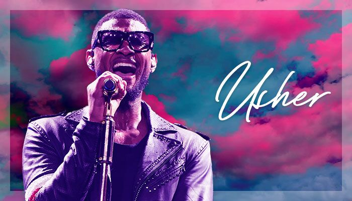 Usher - Black Music Month