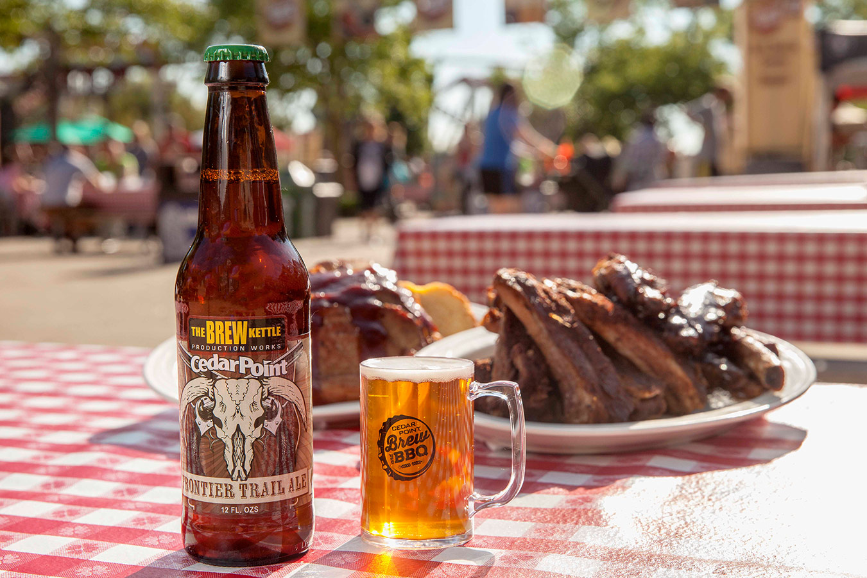 Cedar Point Brew and BBQ