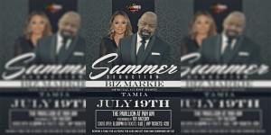 Summer Seduction at the Pavilion Flyer 2