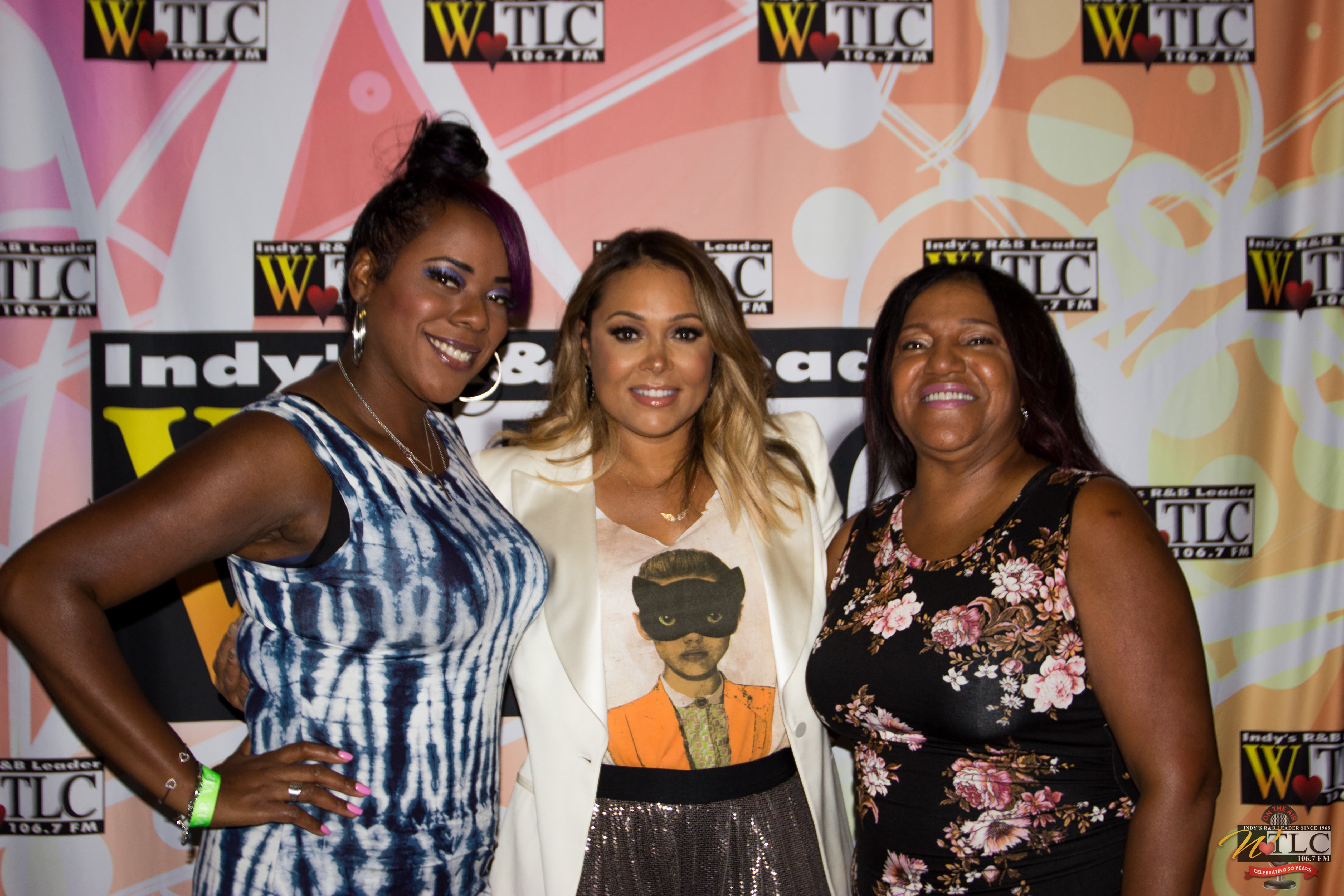 2018 Summer Seduction M&G Photos- Tamia