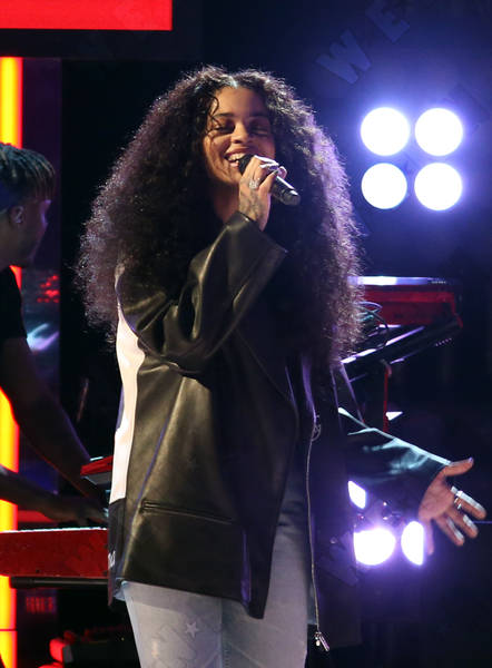 Ella Mai/ 2018 BET Awards -Show