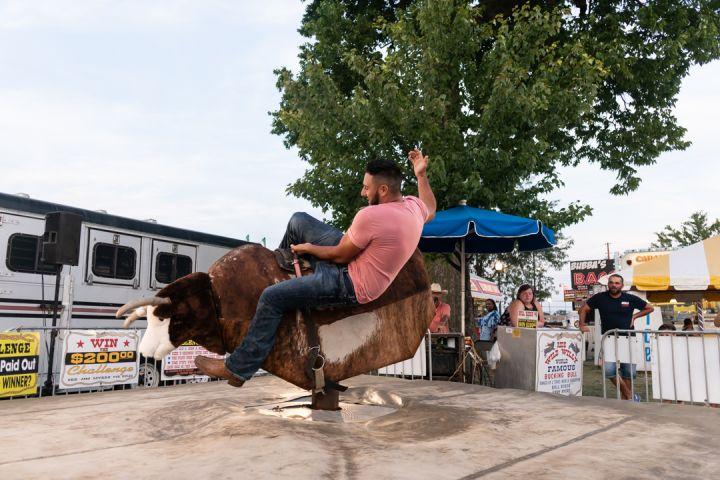 Anthony Hamilton @ 2018 Indiana State Fair