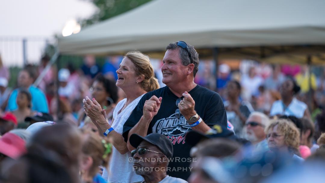 Kool & the Gang @ 2018 Indiana State Fair