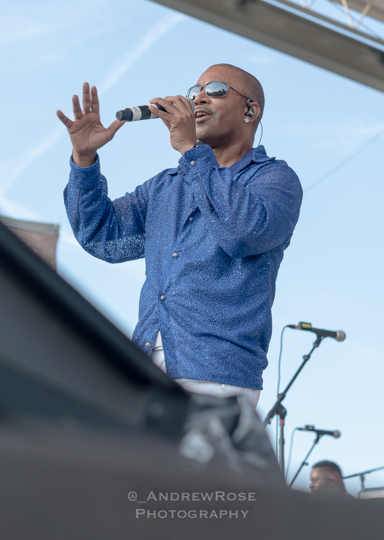 Kool & the Gang @ 2018 Indiana State Fair
