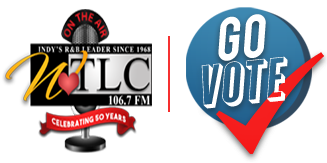 WTLC - Go Vote Logo