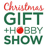 Christmas Gift + Hobby Show Flyer