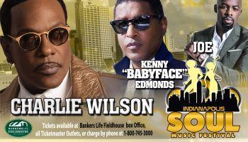 Indy Soul Music Fest Flyer